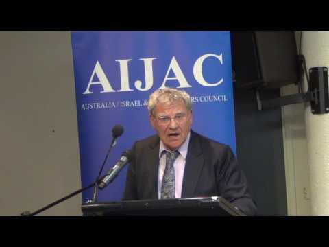 Efraim Inbar On Israel's