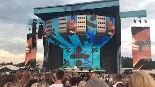 Ed Sheeran - Galway Girl live in Helsinki Malmi Airport 23.7.2019
