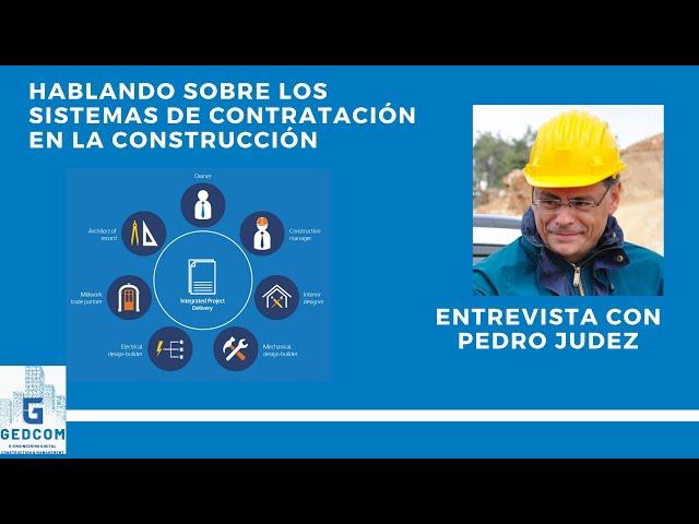 Hablando de IPD - Entrevista con Pedro Judez