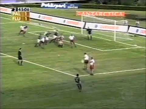 Rádio Record: Fiori Gigliotti Narra Gol Do Palmeiras (06/02/1999)