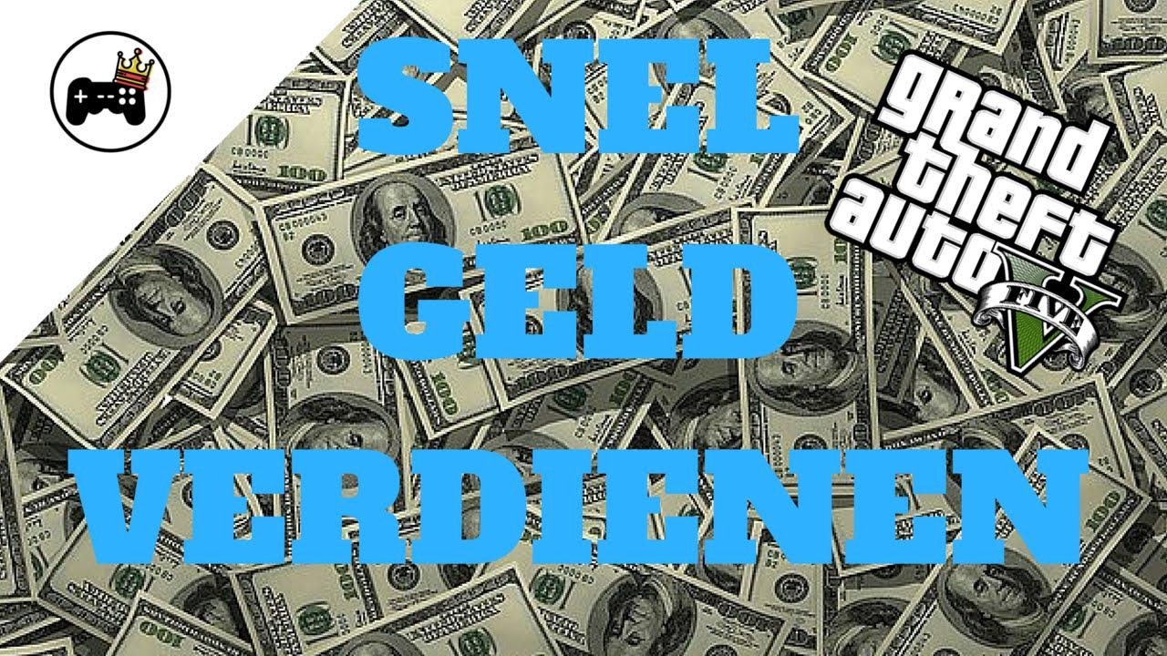 Gta V Online Geld Verdienen