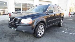 2004 Volvo XC90 T6 AWD Start Up, Engine, and In Depth Tour