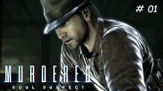 Murdered: Soul Suspect #01 Gameplay German/Deutsch