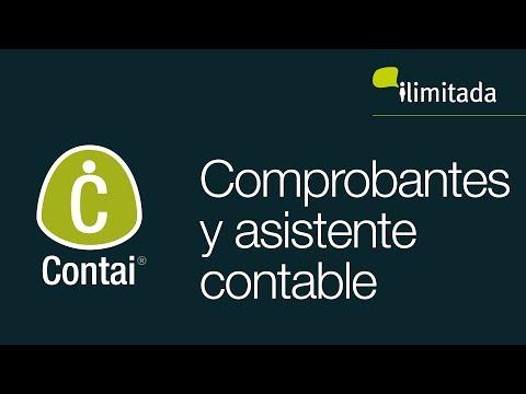 Contai® - Asistente contable: Maestro de comprobantes