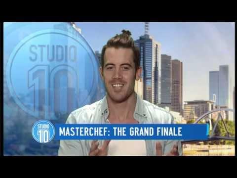 MasterChef Australia 2014 Finale Post-Show Interviews   Studio 10