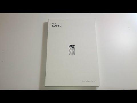 ♡Unboxing EXO 엑소 3rd Album Repackage LOTTO 로또 (Korean Version)♡