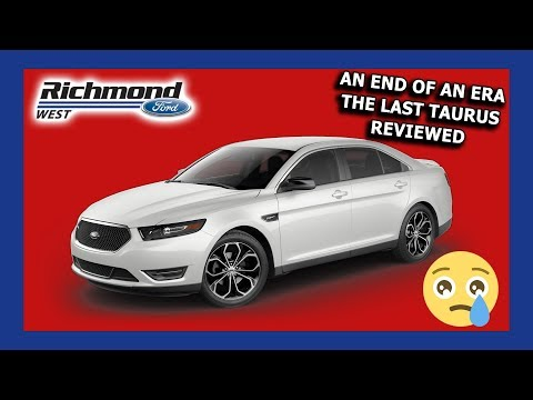 Ford Taurus Review: Point Of View Walkaround