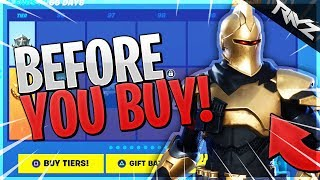 Before You Buy The New Season X Battle Pass! Should You Buy New Battle Pass? (Fortnite Season 10)