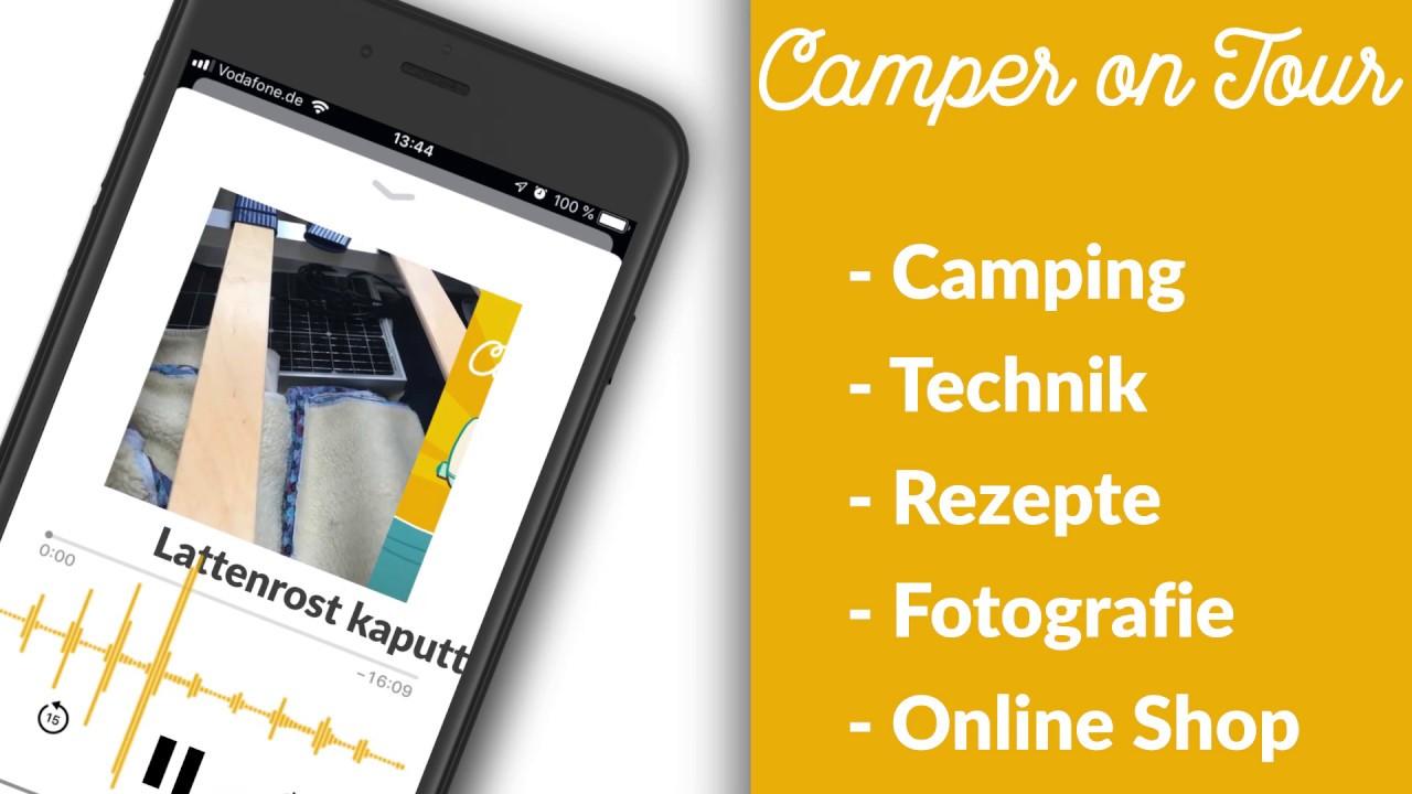 Lattenrost Kaputt Luroy Hilft Checkliste Start In Die Campingsaison