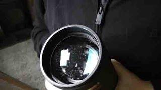 Prevent Camera Lens Fungus