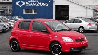 2004 Тойота Вітца РС 5 двері 1500cc VVTI бензин * 5-ступінчаста механічна!