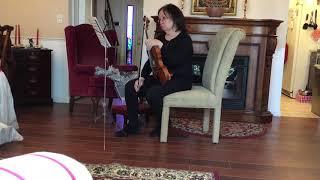 NYSSMA Prep Violin Level 2 Americana