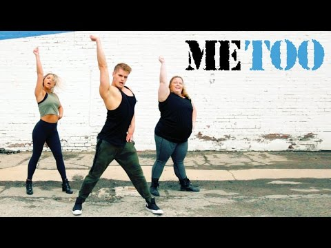Meghan Trainor - Me Too | The Fitness Marshall | Dance Worko