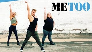 Meghan Trainor - Me Too | The Fitness Marshall | Cardio Dance
