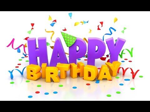 Happy Birthday to You   поздравления с днем рождения HD - Лучшие приколы. Самое прикольное смешное видео!