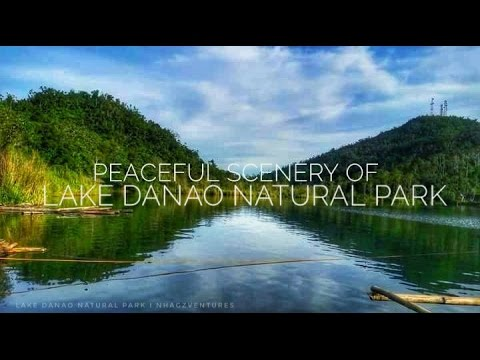 Danao Lake Natural Park: Ormoc City Main Natural Attraction