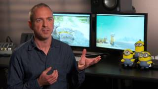 Minions Official Movie Interview - Director Kyle Balda