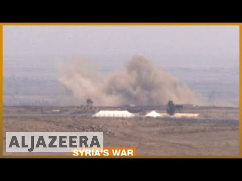 🇸🇾 Government forces close on last rebel group in southwestern Syria | Al Jazeera English