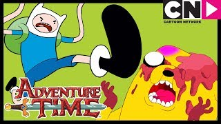Adventure Time | Top 10 Fights | Cartoon Network