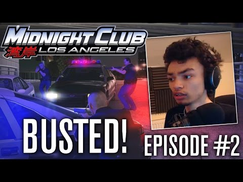Midnight Club LA #2 - BUSTED!