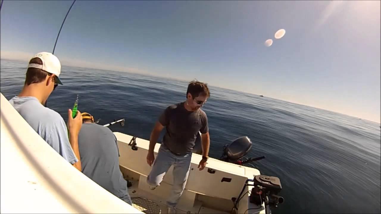 Westport salmon fishing 6 25 2015 youtube for Westport charters fishing report