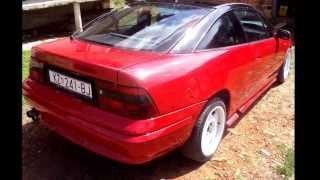Opel Calibra project tuning