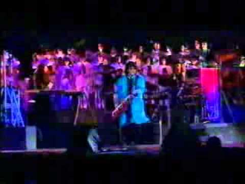 Jean Michel Jarre Europe In Concert Barcelona