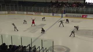 2018 National Theater on Ice Competition  | Junior Free Skate