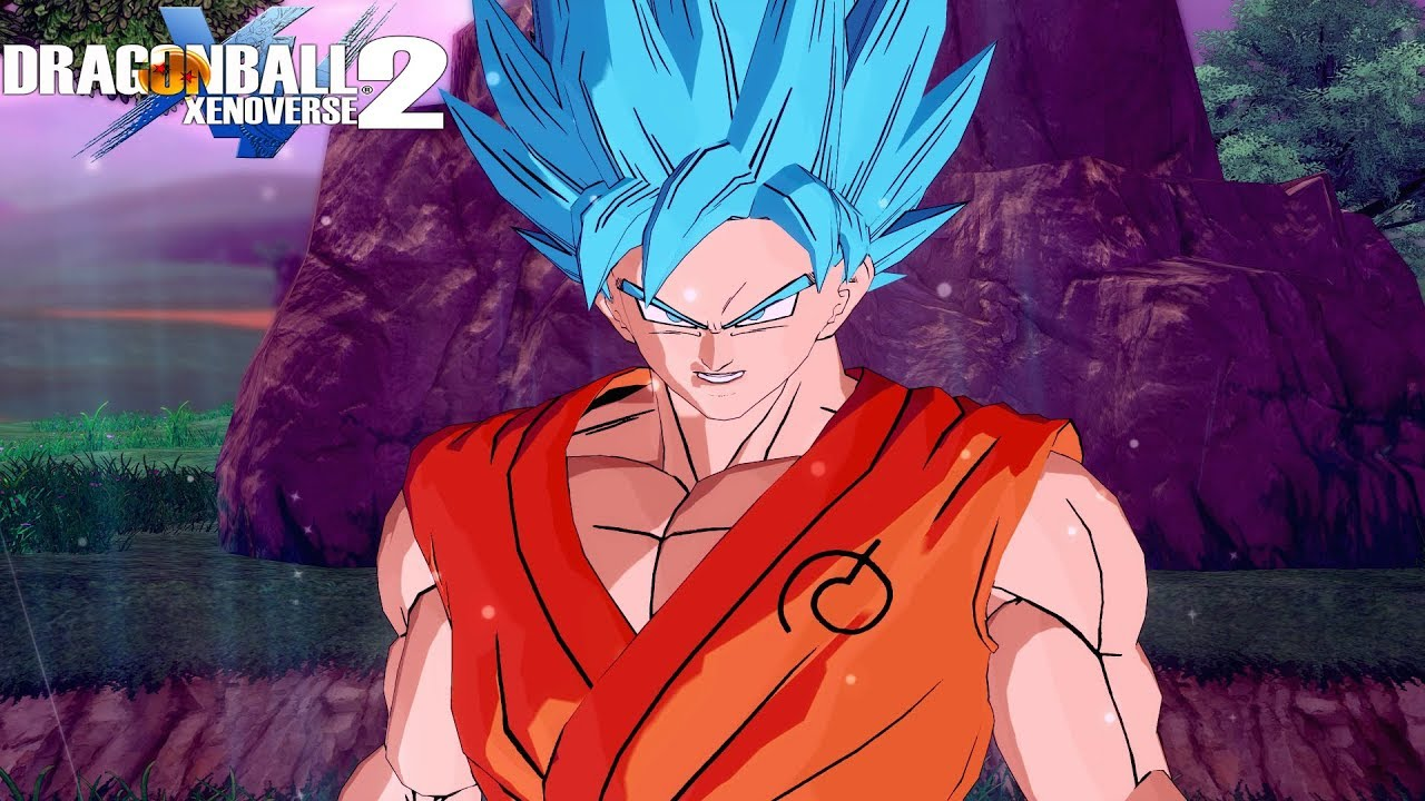 Dragon Ball Xenoverse 2 Anime Shading Best Graphics Mod Ever 60fps 1080p