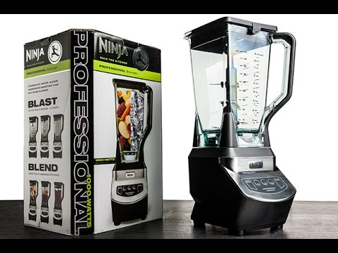Ninja Kitchen System Pulse Blender Unboxing