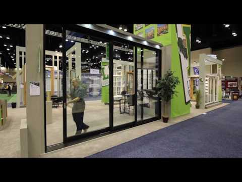 Lift & Slide Patio Door