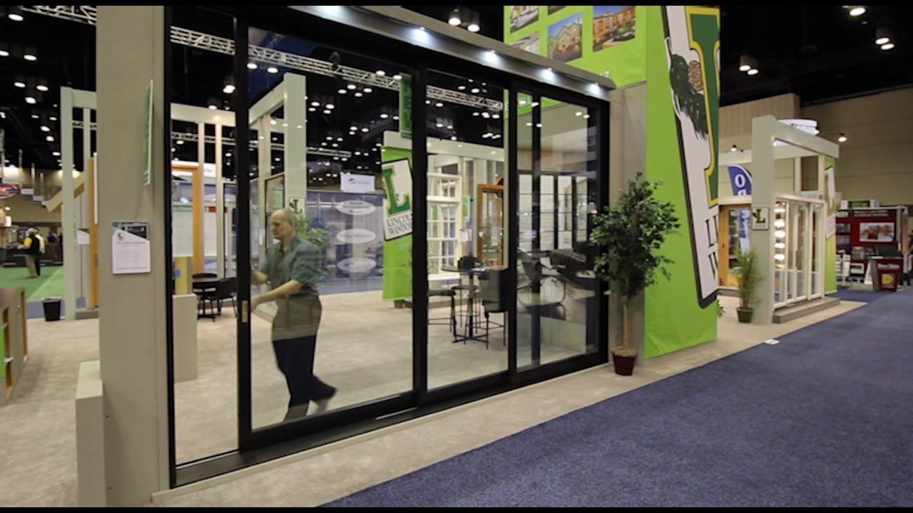 Lift slide patio door youtube for Porte patio lift and slide