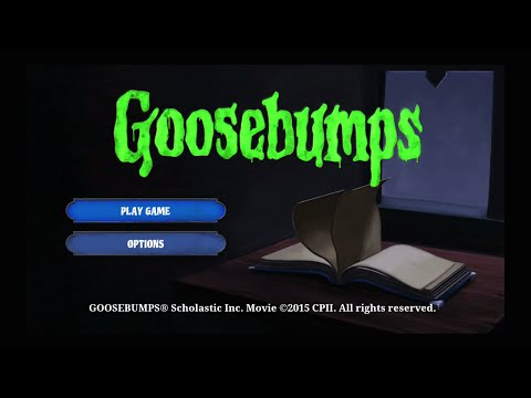 """Goosebumps - """"How I Learned To Fly"""""""
