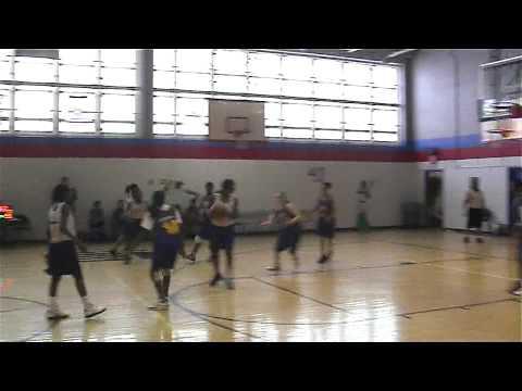 Ebbets Field Middle School Girls Basketball - 1.mpg