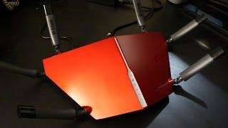 D-Link DIR-890L AC3200 + Setup UniFi Custom Firmware