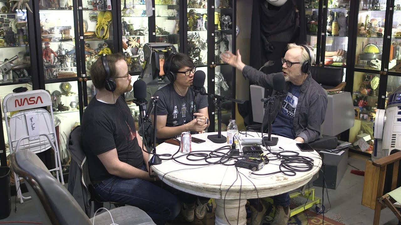 Muppet Fans Talking - Still Untitled: The Adam Savage Project - 3/23/18