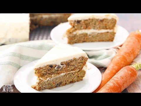 keto-low-carb-carrot-cake