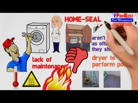 Dryer Vent Cleaning Service -  (480) 831-9328 / Dryer Vent Cleaning Company