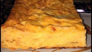 Пирог из лаваша. Пирог за 5 минут. Пирог с сыром. Пирог из лаваша с сыром.