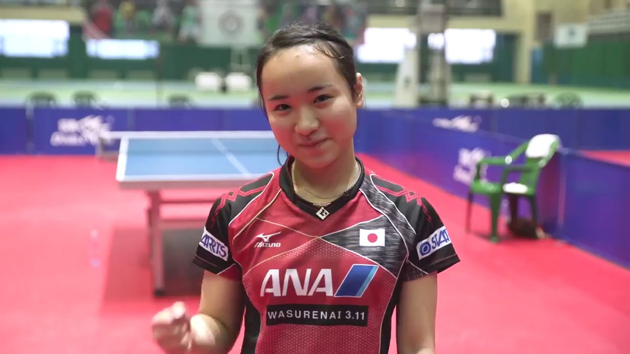 Mima Ito & Hina Hayata takes on the TableTennis Challenge