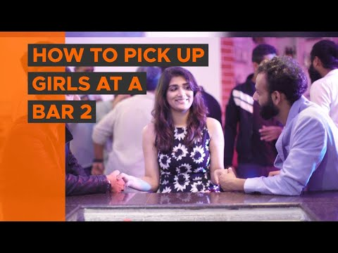 BYN : How To Pick Up Girls At A Bar 2