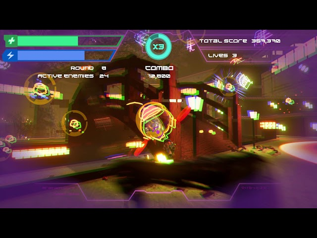 Cyberdrome Free to Play PC gameplay - Enter the Cyber Ninja