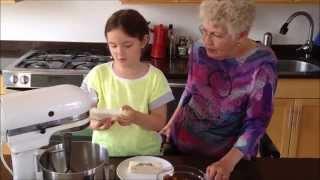Grandma's Icebox Cookies
