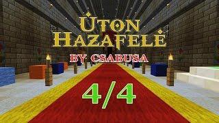 AVM 48/4 - Úton hazafelé - Nyomozás a kastélyban (by Csabusa)