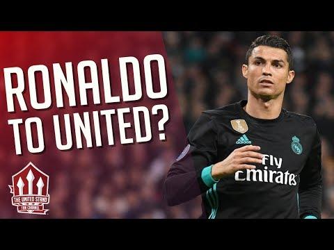 RONALDO, MILINKOVIC-SAVIC, GOLOVIN! Manchester United Transfer News