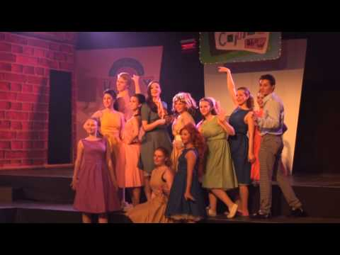 Ringerike FHS Musikk og Teater '13-'14 - Hairspray part 1 (Part 2 in description)