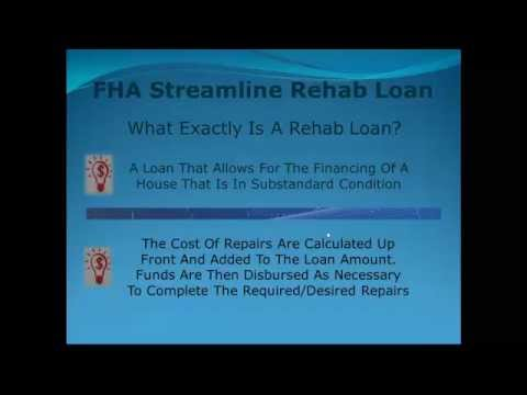 FHA 203K Rehab Loan: How does the FHA Rehab Loan Work?
