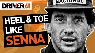 How to Heel and Toe Like Senna: Rev-Matching Tutorial