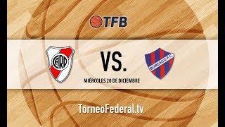 Mesopotamia: River Plate vs. Burzaco Football Club   #TFB
