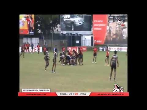 Inter University Rugby Final